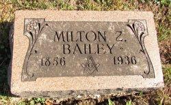 Milton Zenos Bailey