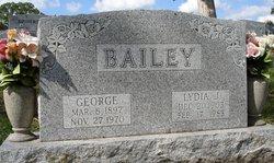 Lydia Jane <i>Lantz</i> Bailey