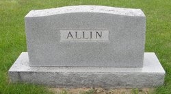 Ida Elizabeth <i>Butler</i> Allin