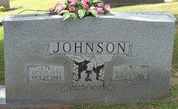 L F Johnson