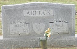 Thaddeus Beecher Adcock