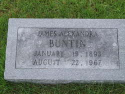 James Alesander Buntin