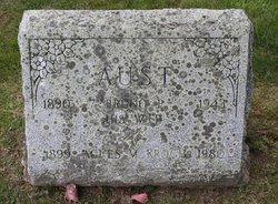 Agnes M. <i>Krogh</i> Aust