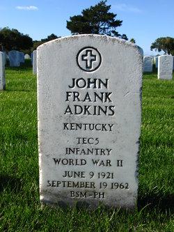 John Frank Adkins