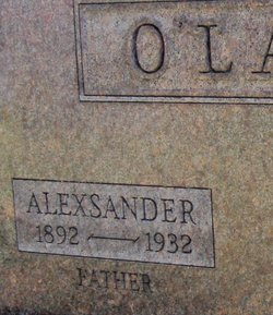 Alexsander Sander Olari