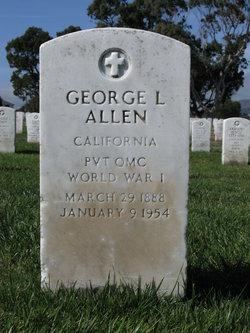 George L Allen
