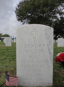 Erwin Francis Wilson