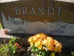 Louise L <i>Allen</i> Brandt