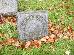 Frederick S Snyder