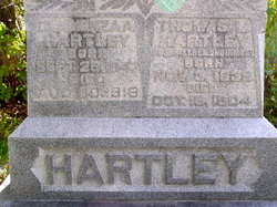 Clamenza A. <i>Patterson</i> Hartley
