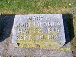 Mary Emma <i>Eason</i> Bartholomew