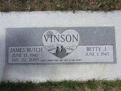 James Brenton Butch Vinson