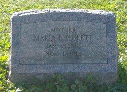 Maria L Hulett