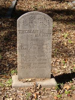 Thomas H. Hardy