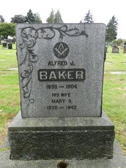 Alfred J Baker