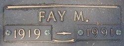 Faye <i>Mabry</i> Akers