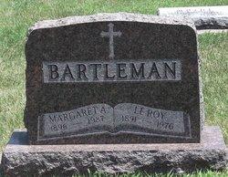 Margaret Ann <i>Evans</i> Bartleman