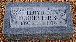 Lloyd D. Forrester