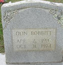 Olin Bobbitt