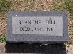 Blanche Fell