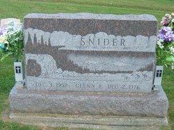 Glenn E. Snider