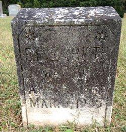 Mary Elizabeth Macon