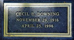Cecil E. Downing