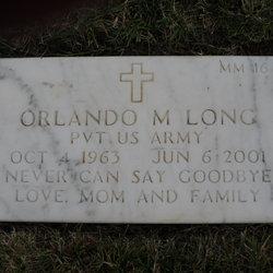 Orlando Maurice Reece Long