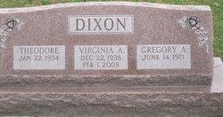 Virginia A <i>Stickler</i> Dixon