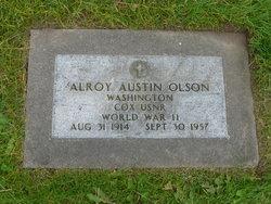 Austin Alroy Olson
