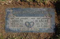 Blanche <i>Oleksy</i> Andrychowski