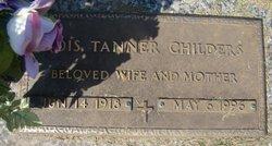 Lois Louise <i>Tanner</i> Childers
