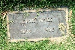 Edith Laura <i>Moreland</i> Jones