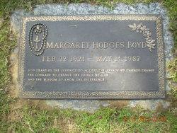 Margaret <i>Hodges</i> Boyd