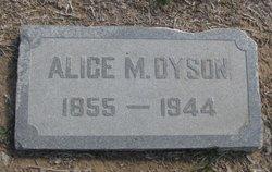 Alice M. Dyson