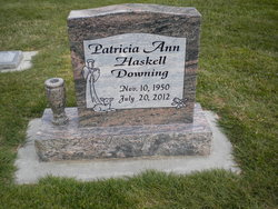 Patricia Ann <i>Haskell</i> Downing