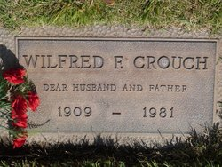 Wilfred Francis Crouch