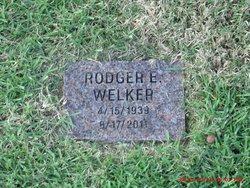 Rodger Edward Welker