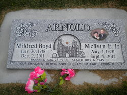Melvin Earl Arnold