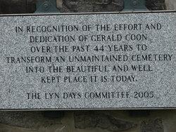 Lyn Cemetery