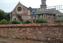 Saint Andrew Parish Church Cemetery