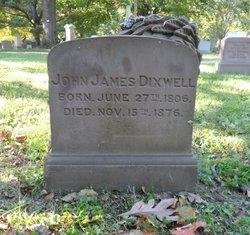 John James Dixwell