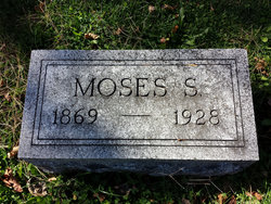 Moses Stickles Mose Smith