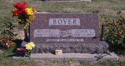 Beverly June <i>Tuma</i> Boyer-Peters