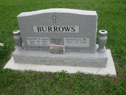 Jennifer Sue <i>Spear</i> Burrows