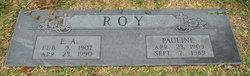 Everett Alvis Buster Roy
