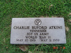 Buford Atkins
