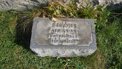 John Frazier Atkinson