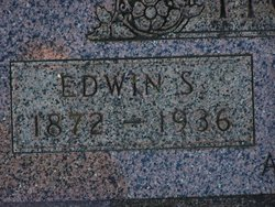 Edwin S Horn