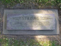 Loyd William Strong